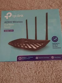 Brand New TP-LINK C900 Wireless Dual Band Gigabit Router Anne Arundel County, 21225
