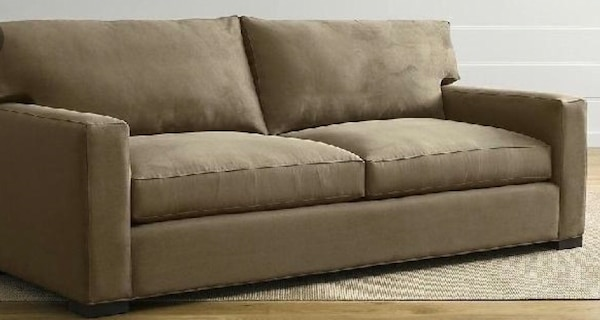 Crate & Barrel Axis Couch