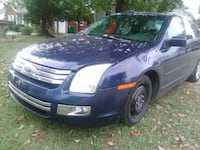 2007 Ford Fusion Louisville
