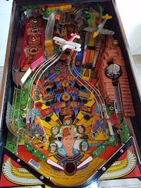 Indiana Jones Flipper Pinball av Williams