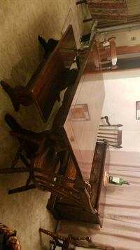 Diningroom table with buffet  North Reading, 01864