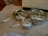 All-Clad Cookware Tampa, 33625
