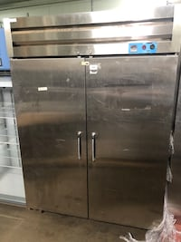 stainless steel side by side refrigerator Edmonton, T5W 1V3