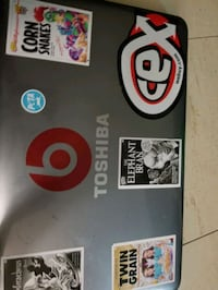 Toshiba laptop windows 8 $160 Winnipeg, R3C 0T6