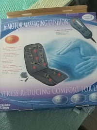 Car Seat Massaging Cushion