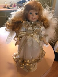 grey and brown dressed doll Flagstaff, 86005