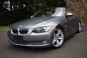 2007 BMW 335Ci Convertible Manual Clean Title
