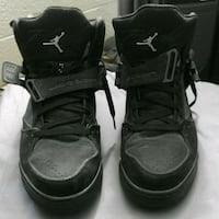 NIKE AIR JORDAN HIGH-TOP BASKETBALL SHOES (11.5) Tempe, 85281