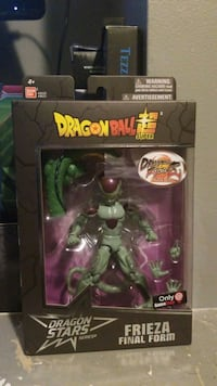 Dragonball fighterz limited edition Frieza Figure  Chicago, 60641