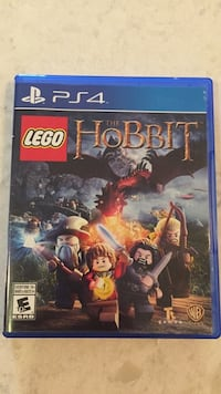 LEGO The Hobbit PS4 Burnaby, V3N 0A5