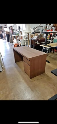 """55"""" wide by 26"""" and 29"""" tall desk  Gaithersburg, 20877"""
