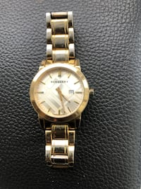 Women's Burberry watch  No box   Replace battery Toronto, M1E 3E3