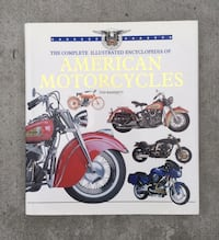 The Complete Illustrated Encyclopedia Of American Motorcycles Portland, 97267