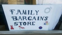 Family Bargains Store, 2300  Old Birmingham Hwy. Anniston, 36201