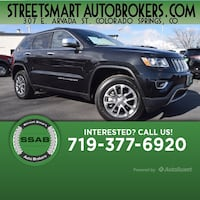 2016 Jeep Grand Cherokee Limited Colorado Springs, 80905