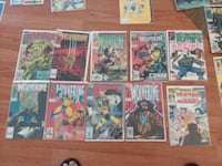 assorted Marvel comic book collection Johnson City, 37604