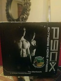 P90X EXTREME HOME FITNESS New York, 10029