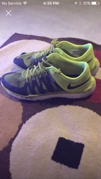 Men's Nike Flywire 5.0 shoes
