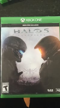 Xbox 360 Halo 4 game case Reston, 20194