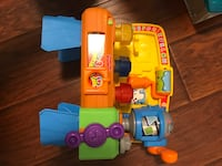 Fisher Price Builders Bench and hammer Coquitlam