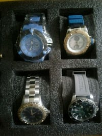 Collection of Invicta watches. Kalamazoo, 49009