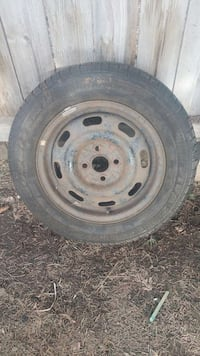 Used tire good tread p185/65r14 Sioux Falls, 57103