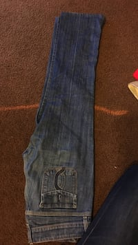 gray denim jeans Fountain Valley, 92708