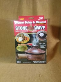 Stone Wave Microwave Cooker  Center Point, 35215
