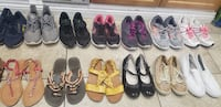 Used Shoes  $4 dlls pair