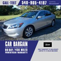 2008 Honda Accord EX-L Warrenton, 20186