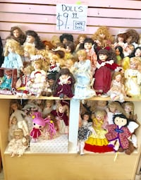 One Doll (price per doll) Kissimmee, 34746