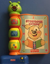 Fisher-Price Laugh & Learn Storybook Rhymes Arlington, 22205