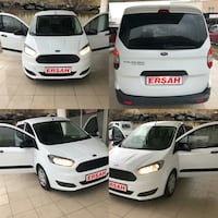 2017 Ford Tourneo Courier Journey 1.6L TDCI 95PS EU5 TREND Liman Mahallesi