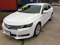 ***MANUFACTURER WARRANTY*** 2016 CHEVROLET IMPALA 2LT w/ NAVIGATION --GUARANTEED CREDIT APPROVAL