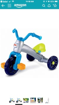 Fisher Price Grow With Me Trike Bakersfield, 93312
