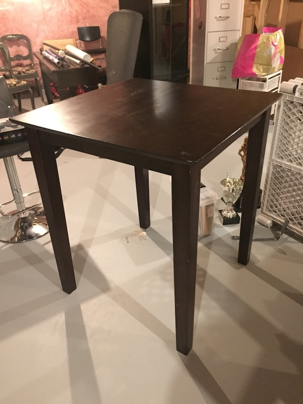 Espresso Bar Height Table