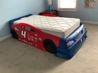 Car bed for kid