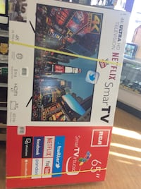 """65"""" RCA 4K UHD SMART TV (NEW/SEALED IN BOX) Toronto, M1H 2A4"""