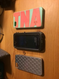 (Cases) 3 iphone 5/5s/5sw cases