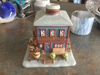 "Partylite tea-light house ""general store"" Mississauga, L5N 8H4"