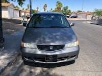 "HONDA ODDISEY 2000 EXELENT CONDITION,POWER WINDOWS AND LOCKS ELECTRIC,A/C VERY COULD NOTHING WRONG,PASS SMOG , "" RUN PERFECT "" CLEAN TITLE $2300 Las Vegas, 89110"