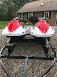 2008 Yamaha WaveRunners(With Trailer) Davisburg, 48350