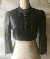 Bebe leather jacket, XS Potomac, 20854