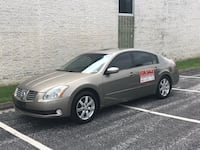 MD INSPECTED 04 Nissan Maxima Catonsville