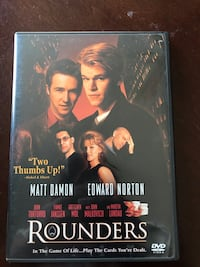 Rounders DVD West Haven, 97225