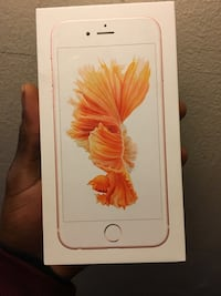 Rose gold iphone 6s  New York, 10024