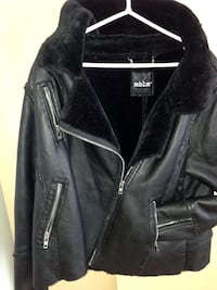 Mblm Leather jacket Edmonton, T5Y