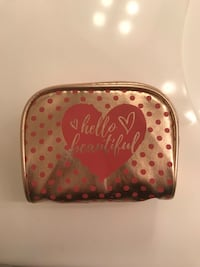Hello Beautiful Cosmetic Bag Chicago, 60654