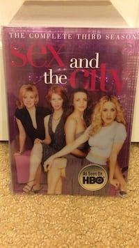 Sex and the City DVD Season 3