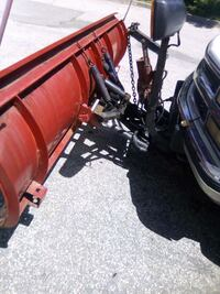 9 foot Western plow must sell Mississauga, L4X 2C6